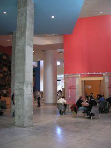 Stata center interior