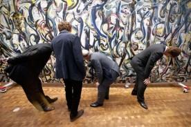 Pollock Mural 1943